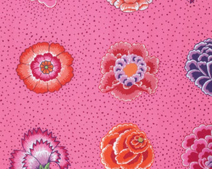 Kaffe Fassett Collective Corsage Pink - 1/2yd