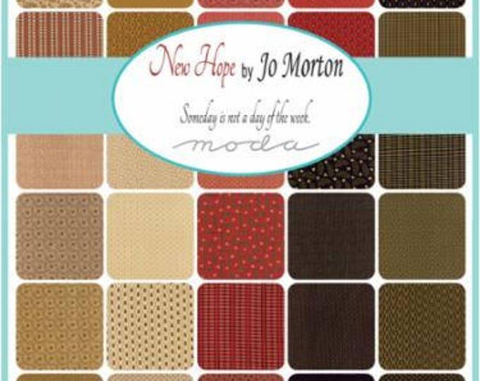 New Hope by Jo Morton - x  40 Fat 8ths Bundle