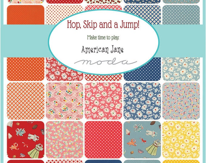 Hop, Skip and a Jump - 39 x FQ Bundle