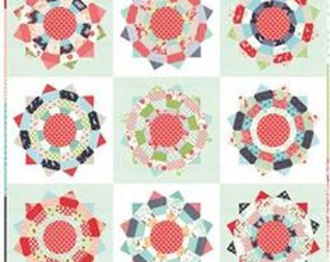 Piccadilly Circus Quilt Pattern