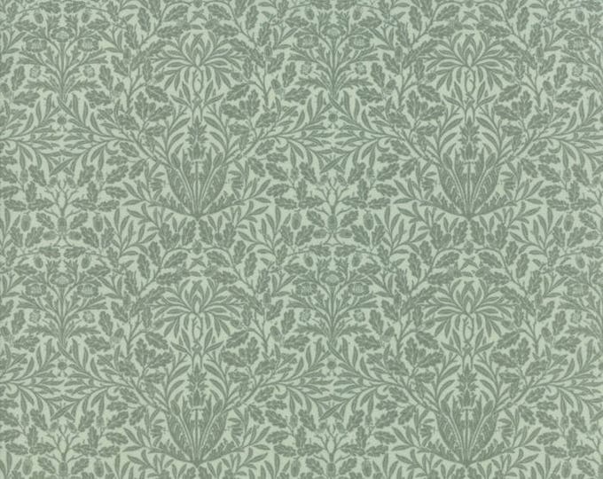 William Morris Acorn 1879 Lt Sea Foam 730025 - 1/2yd