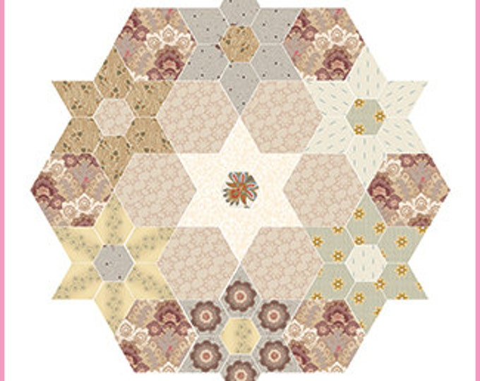 English Paper Piecing Pack No. 29