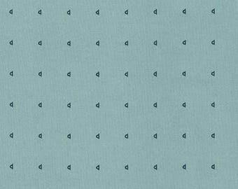 Friedlander Lawn - Shale - 1/2yd