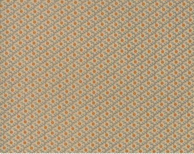 Timeless by Jo Morton - 3802611 Vines Dots Natural - 1/2yd