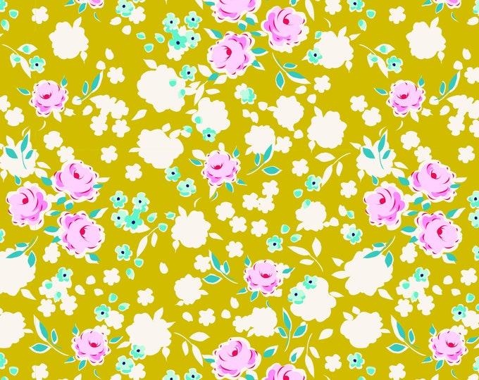 TILDA Apple Butter - Bonnie Mustard 100049 - Fat Quarter
