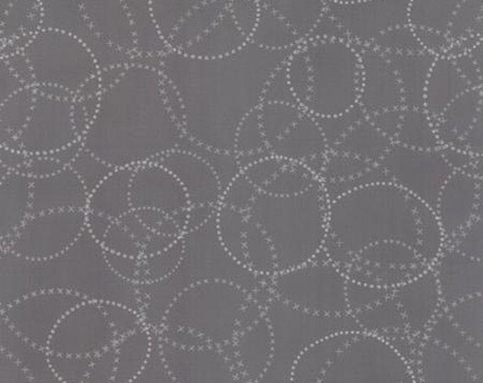 Modern BG Ink XOXO Graphite - 1/2yd