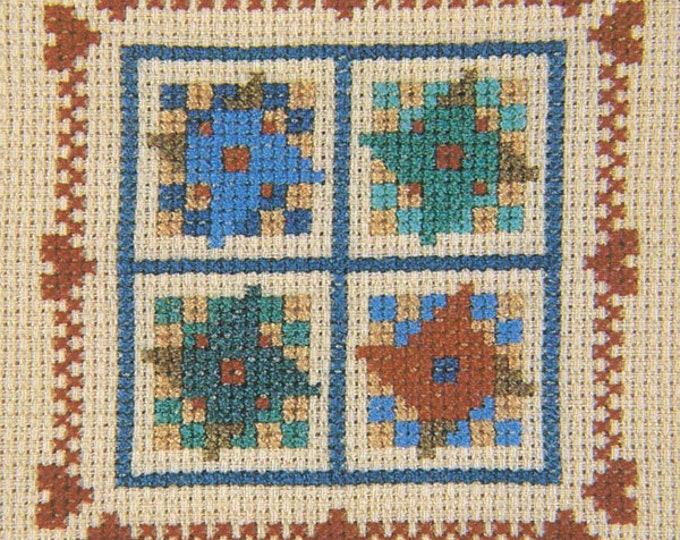 Star by Juniper Designs - Cross Stitch Mini Kit