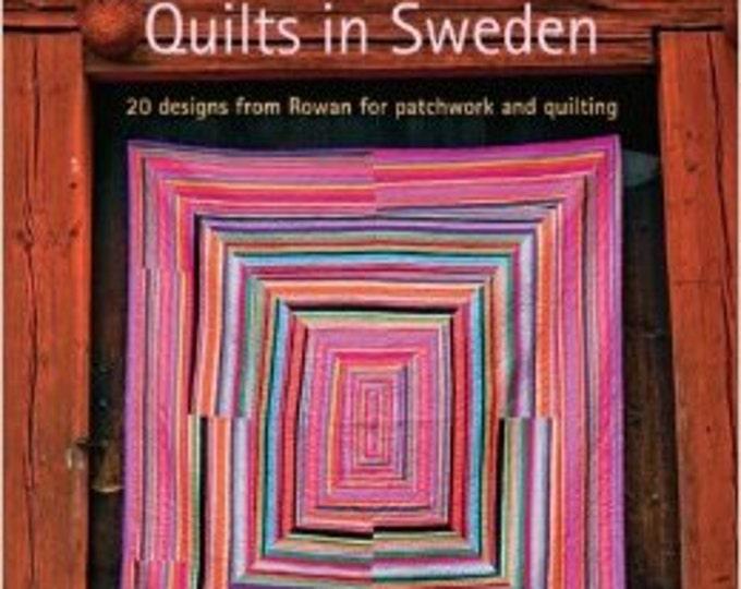 Kaffe Fassett's Quilts in Sweden