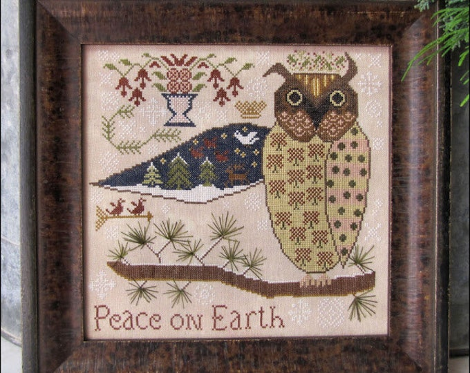 Peace on Earth by Kathy Barrick - Chart Only