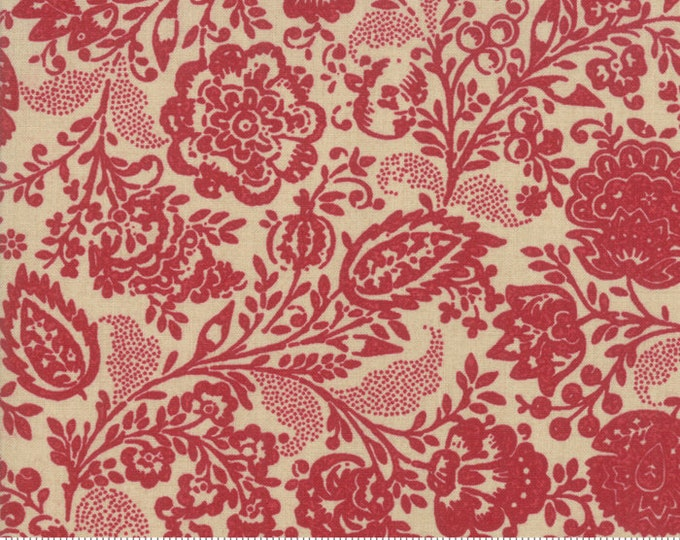 Chafarcani - French General - 1385021 Rouge Oyster - 1/2yd