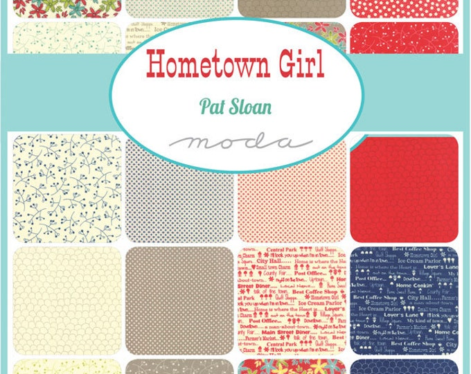 Hometown Girl - Layer Cake