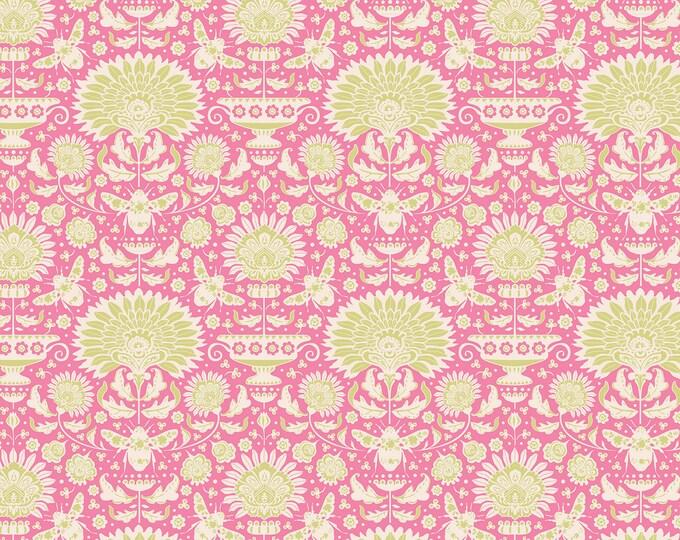 TILDA - Bumblebee Garden Bees Pink 481318