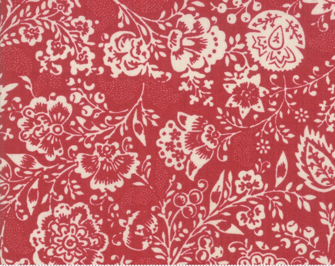 Chafarcani - French General - 1385011 Rouge - 1/2yd