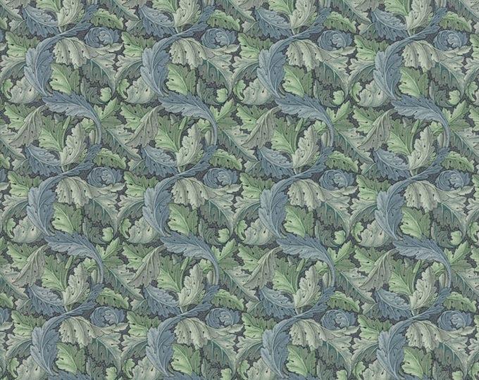 William Morris Acanthus 1875 Sea Foam 730418  - 1/2yd