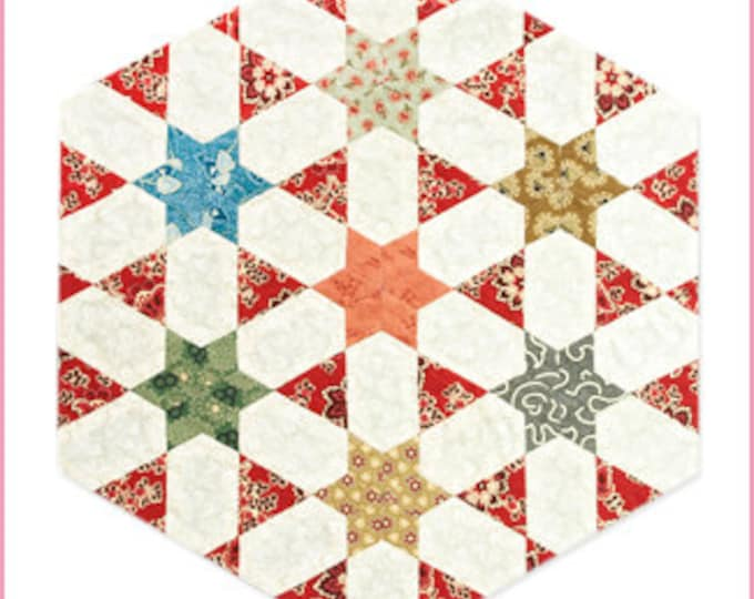 English Paper Piecing Pack No. 20