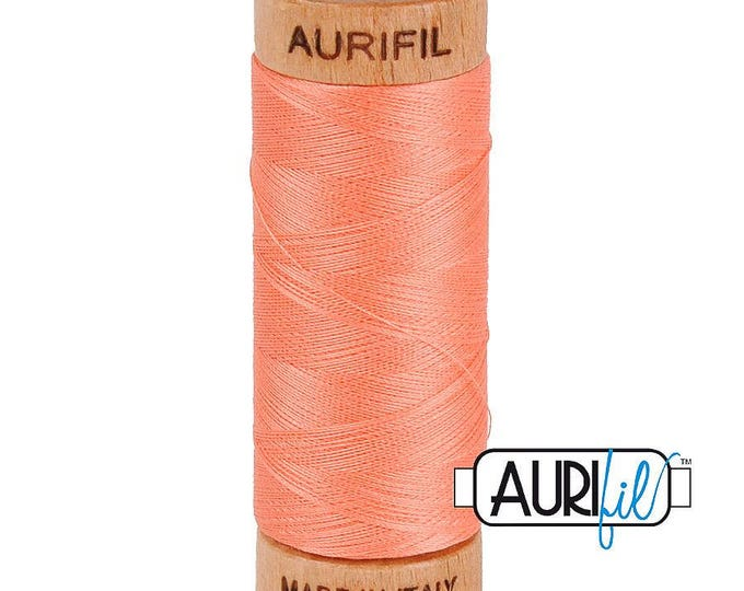 Aurifil 80wt -  Light Salmon 2220