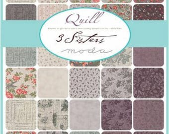 Quill by 3 Sisters - 38 x 1/2yd Bundle