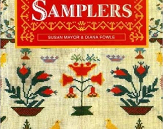 Samplers - Susan Mayor and Diana Fowler