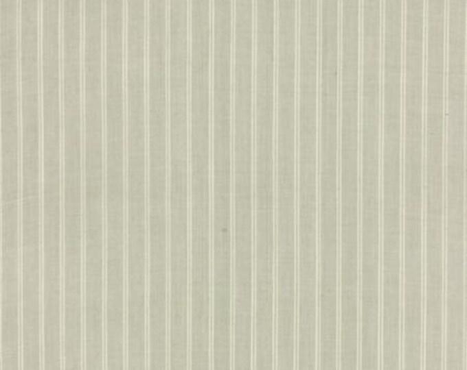 Petite Woven Silky Cotton Stripe Roche - 1/2yd