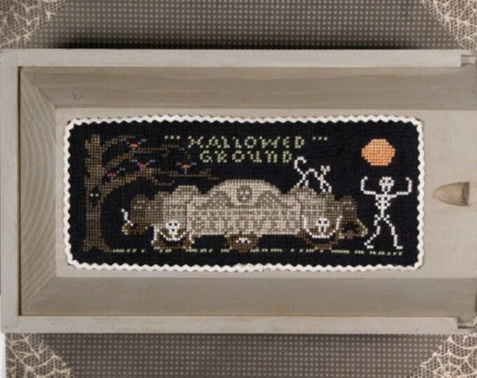 Hallowed Ground - Lone Elm Lane - Cross stitch chart