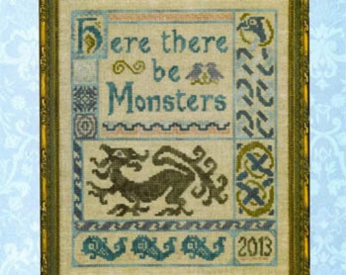Antique Celtic Sampler - Elizabeth's Designs - Cross Stitch Chart