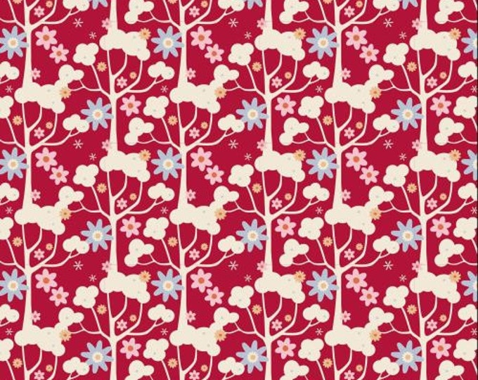 TILDA Candy Bloom - Wildgarden Red - Limited Edition