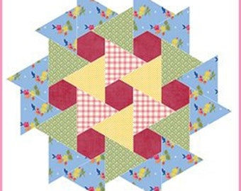 English Paper Piecing Pack No. 9