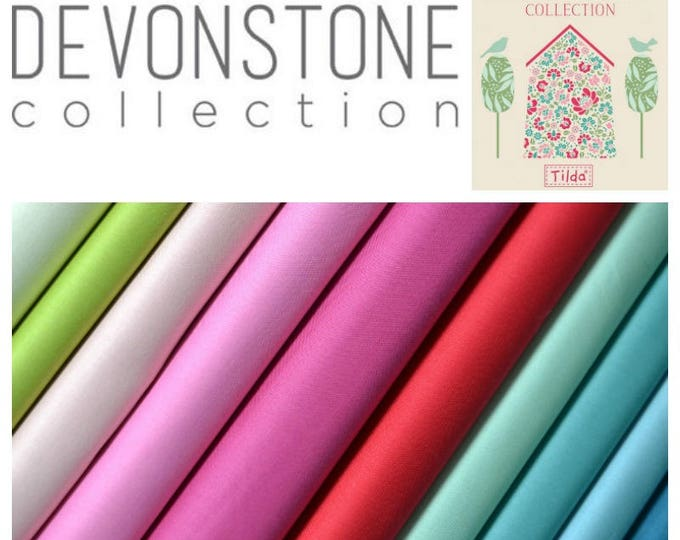 Devonstone Solids 10 x F8ths Bundle