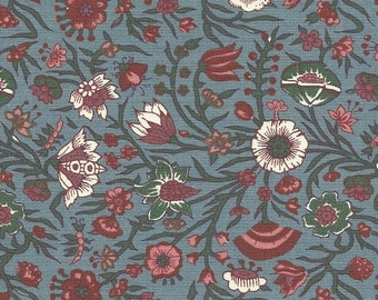Dutch Chintz - Hindenlopen Pale Blue FQ