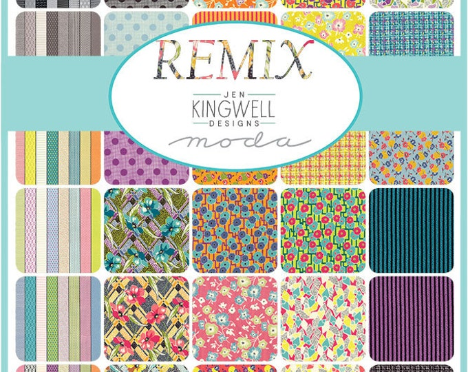 Remix by Jen Kingwell - Jelly Roll