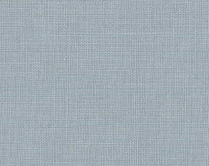 Hanky Linen - Pearl Silver Grey - 56 inch x 1/2yd