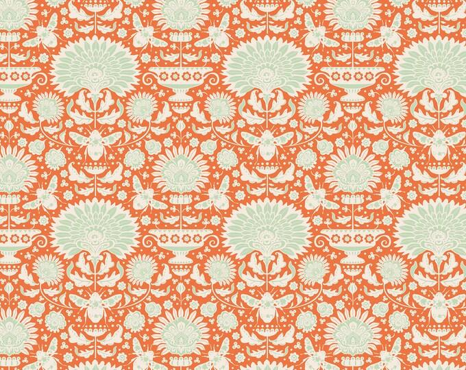TILDA - Bumblebee Garden Bees Ginger 481316