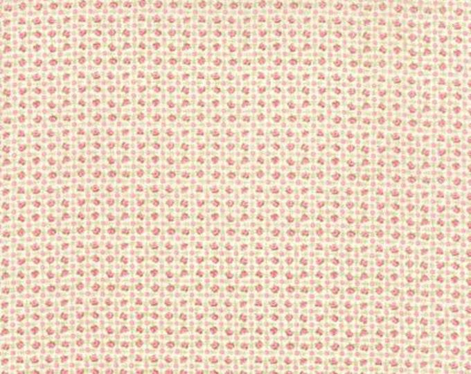 Bespoke Blooms Posie Plaid Pink - 1/2yd