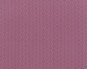 Chic Neutrals Gems Plum - 1/2yd