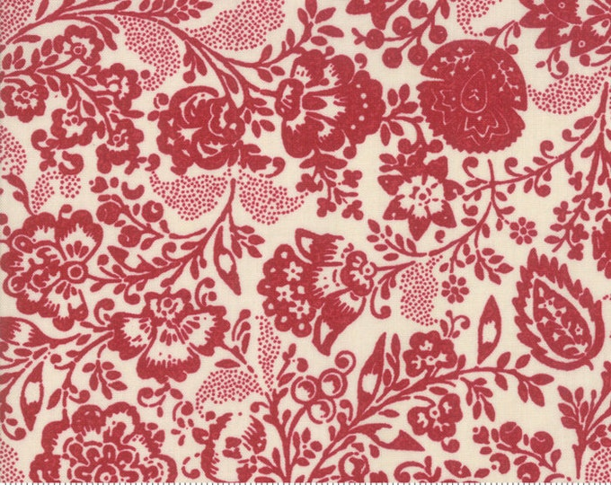 Chafarcani - French General - 1385013 Rouge Pearl - 1/2yd