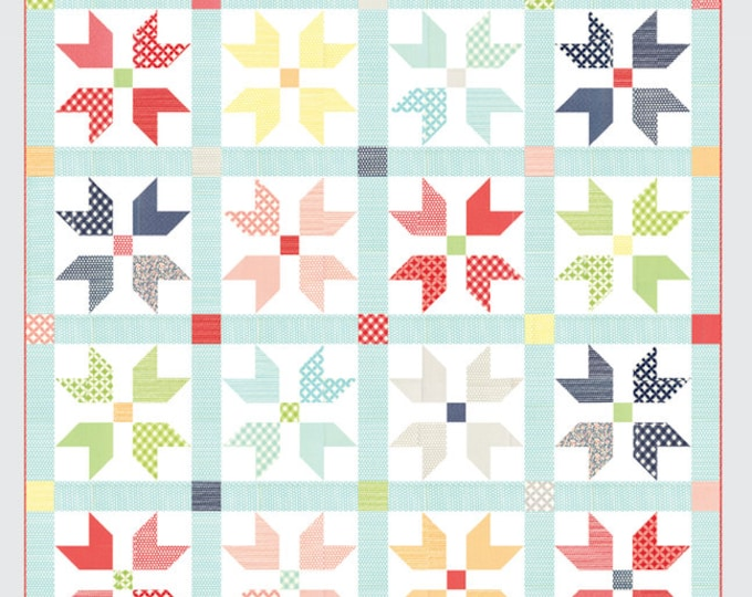 Silver Lining by Thimble Blossoms - Quilt Pattern