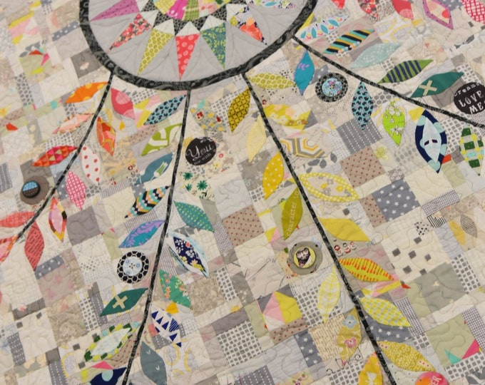 Dreamweaver by Michelle McKilllop - Quilt Pattern