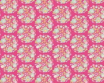 TILDA - Bumblebee Flower Nest Pink 481309