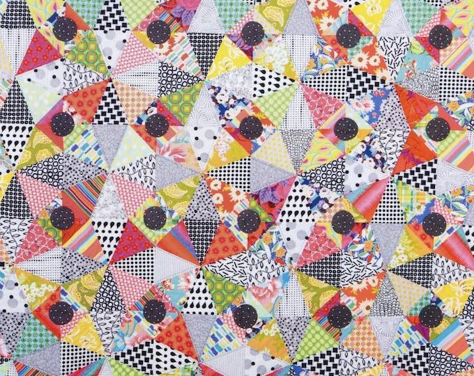 Broken Glass by Jen Kingwell - Pattern and Templates