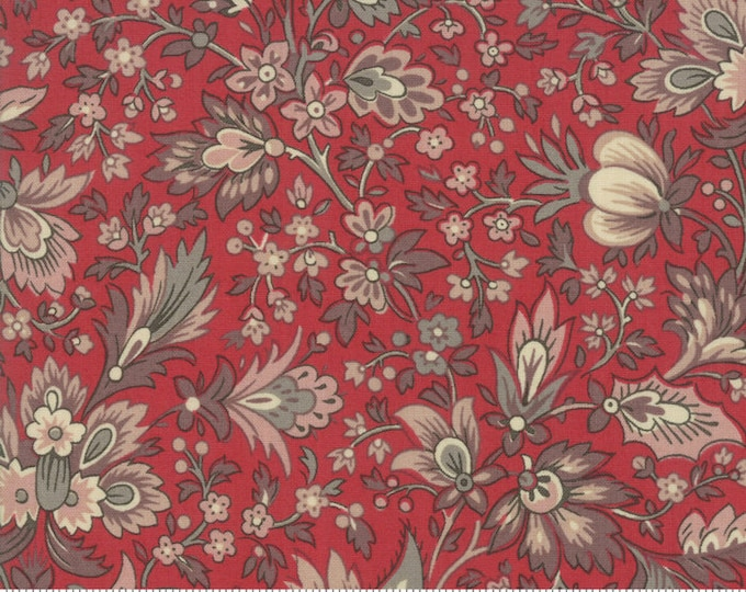 Chafarcani - French General - 1386011 Rouge - 1/2yd