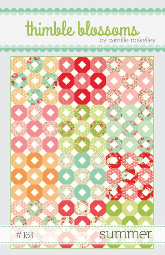 Summer by Thimble Blossoms - Quilt Pattern