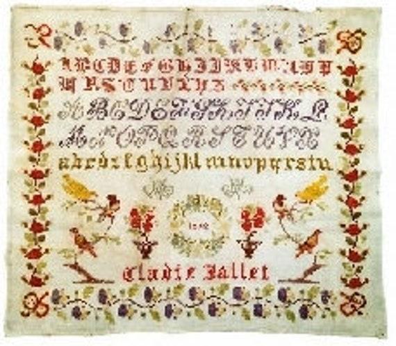 Elladie Jallet 1892 - GiGiR - Chart