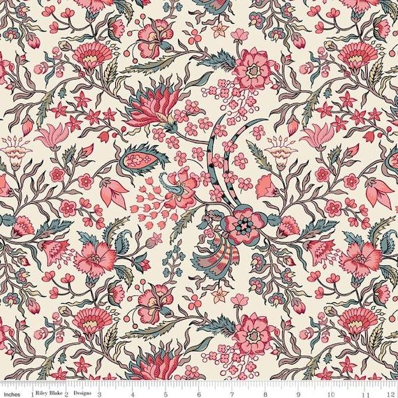 Jane Austen at Home - Elizabeth C10000 - 1/2yd