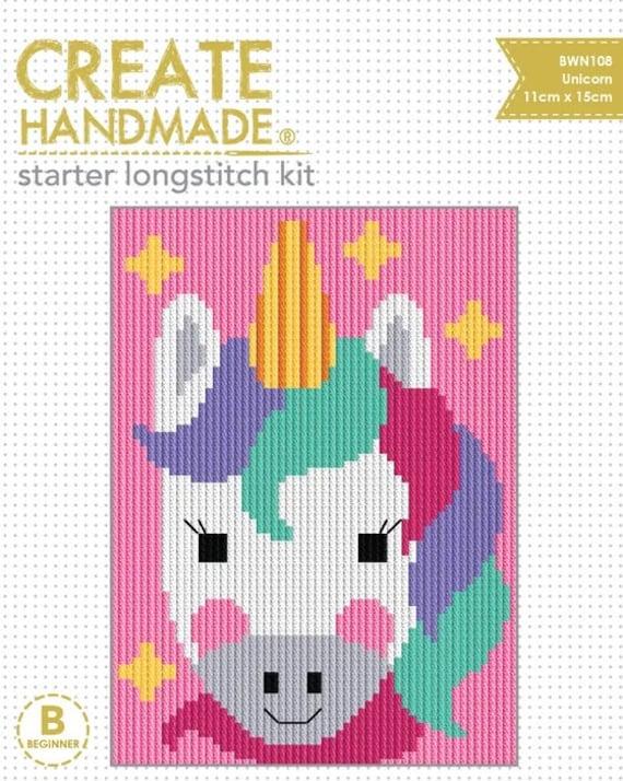 Longstitch Starter Kit - Unicorn