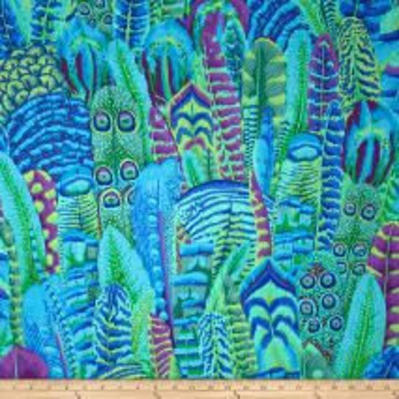 Kaffe Fassett Collective PWPJ055 Green - 1/2yd