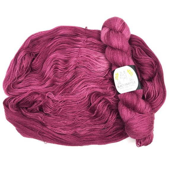Blackwattle - Lilly Pilly 2ply Lace - Without Thorns