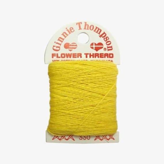 Ginnie Thompson Flower Thread - #330