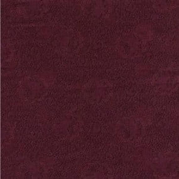 Dutch Heritage - Tonal Aubergine 1021 - 1/2yd