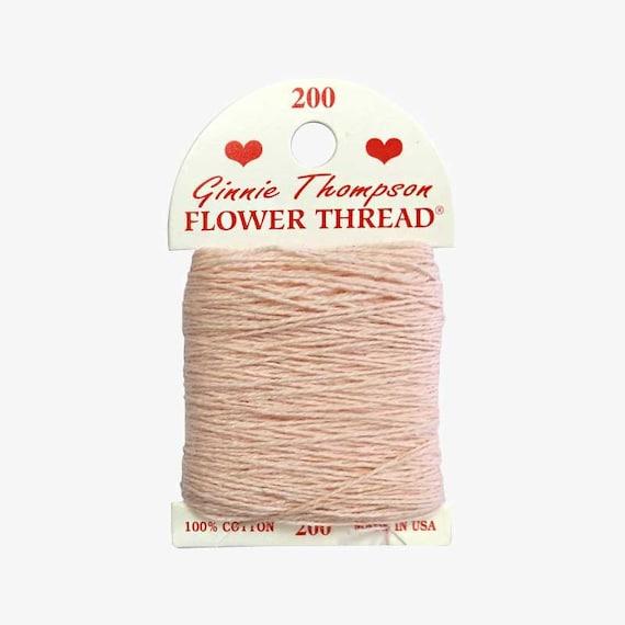 Ginnie Thompson Flower Thread - #200