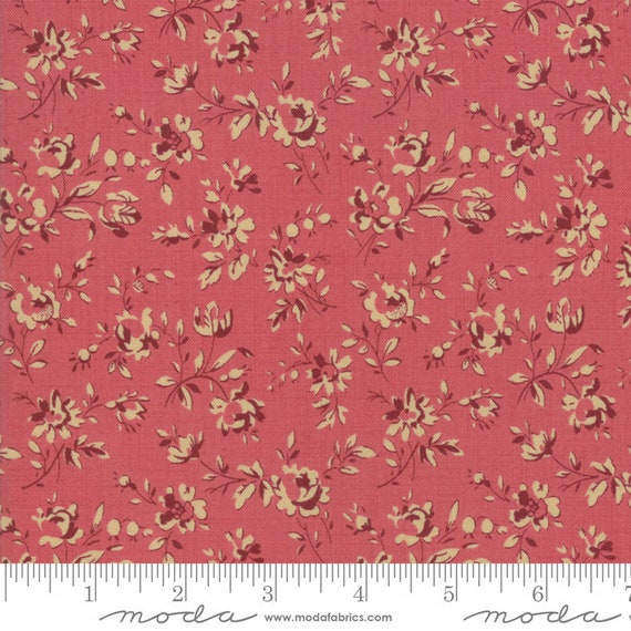 Le Beau Papillon - French General - 1386718 - 1/2yd